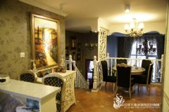 隋园公寓古典风格公寓