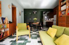 北欧风复古公寓 小空间 大智慧
