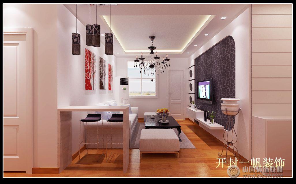 现代简约装修效果图现代简约客厅装修图片