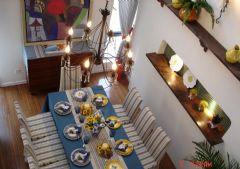 开封装修之地中海风格地中海风格三居室