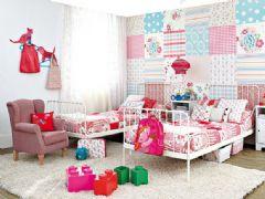 20款充满童趣的儿童房设计案例