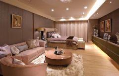 简欧时尚奢华风格四室两厅 高端奢华的居住空间