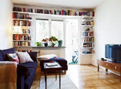 户型大变身 48平简洁单身公寓 巧妙运用空间变大户型