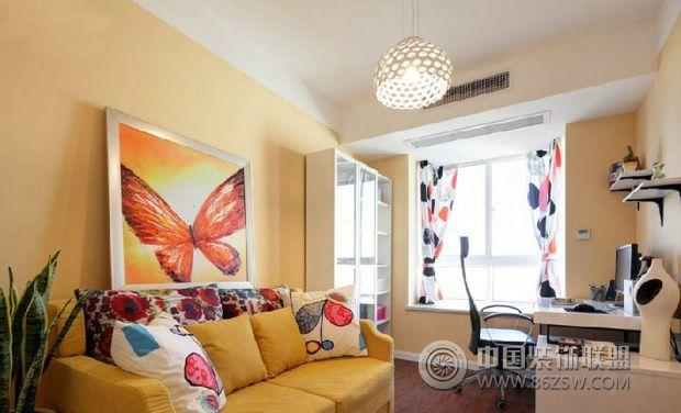 奢华复式住宅 现代风格家装 客厅装修效果图 -奢华复式住宅 现代风格