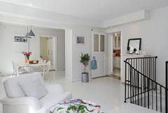 北欧复式住宅 简约温馨的家居空间