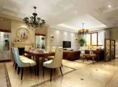 宜和美墅别墅装修设计欧式风格别墅