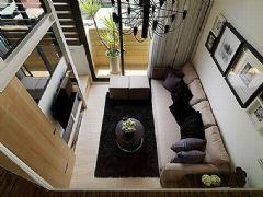 挑高小户型设计 拥有良好采光的空间