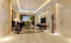 欧式风格三居室 打造精致生活