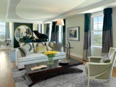 14款客厅设计案例 时尚雅致灰色系家居