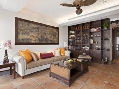 别具中国味的中式古典风格三居室