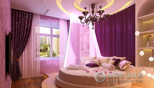 簡歐風格溫馨住宅兒童房裝修圖片