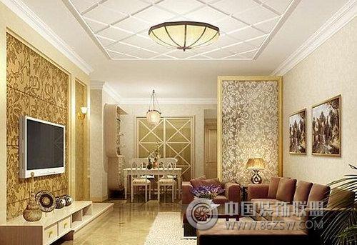 简欧客厅效果图欧式客厅装修图片