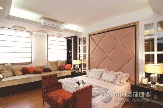 20款浪漫唯美飘窗设计卧室装修图片
