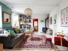 异域风情十足的精致华丽四居室装修案例