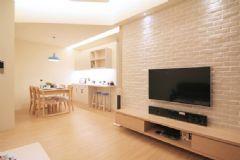 时尚北欧风三居室 简约温暖的居家环境