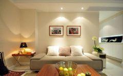 现代简约67平两居室 小巧实用婚房设计