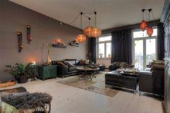 低调奢华迷人公寓 现代独特风格设计