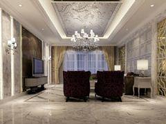 大气豪华新古典设计风格 温馨有创意