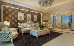 年轻夫妇的欧式住宅 追求时尚向往美好