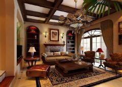 绿地圣罗兰美式风格别墅美式风格别墅