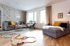 简欧精致浪漫婚房 简洁舒适三居室装修