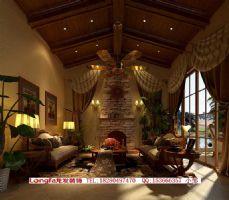 麓山國際香怡林美式風格別墅