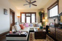 老房换新颜!温暖质朴的公寓设计