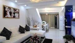 现代简约时尚家装 浪漫唯美婚房设计