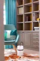 淡雅清新色彩一居室 年轻人喜欢的住宅