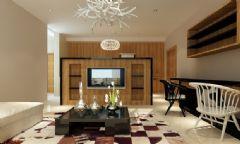 71平米的三口之家 现代简约风格两居室