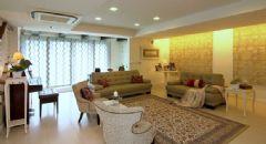 新加坡温馨别墅设计 简约时尚的空间