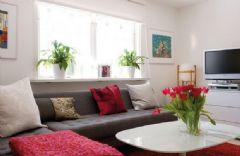 88平瑞典简欧公寓 阳光满溢阁楼空间