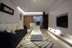 窗台变身休闲卧榻+通透式设计 112平简约时尚公寓