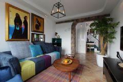 100平米古朴公寓装修 神秘的阿拉伯风情