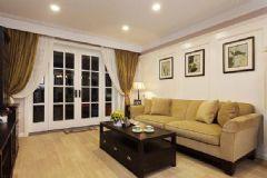 温暖舒适的新家 简约美式风格三居室
