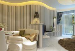 73平现代风格新房装修 温馨舒适空间
