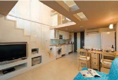 28平通透夹层屋 看设计师如何扩大空间