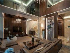 国奥村新中式新居中式风格别墅