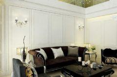低调中的奢华 欧式古典风格设计案例