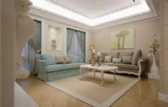 浪漫唯美婚房 展现优雅华贵的艺术风情
