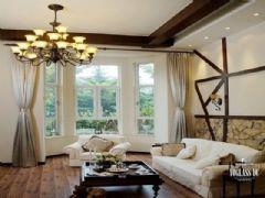 城南一号美式风格休闲住宅美式风格大户型