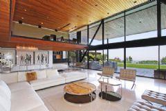 时尚舒适的住宅 清新质朴的天然色调