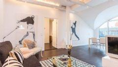 极简风公寓 给人眼前一亮的时尚空间