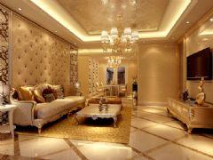 奢华大气欧式风住宅 凸显高贵典雅气质