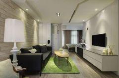 50平米北欧风两居室 自然清新的住宅