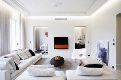现代简约风格公寓设计 简洁大方有特色