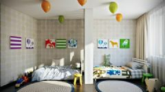 简洁的公寓布置 五彩色调增加梦幻元素简约装修图片
