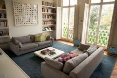 现代化舒适公寓 温馨的四口之家