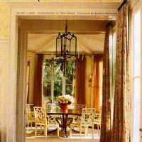 绝美的吊顶空间古典风格大户型