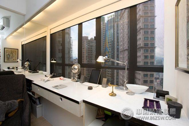 86平米日式小户型 教你精湛的空间变形术 客厅装修效果图